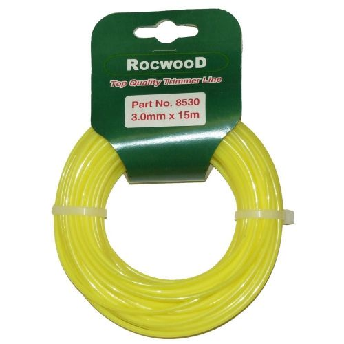 Universal Nylon Strimmer / Trimmer line   ROUND 3.0mm x 15M